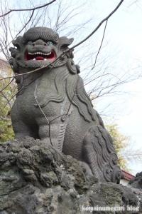 天祖神社(江戸川区大杉)19
