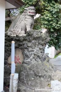 天祖神社(江戸川区大杉)22