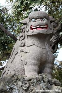 天祖神社(江戸川区大杉)23