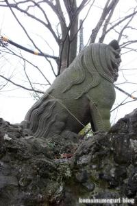 天祖神社(江戸川区大杉)20