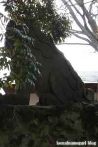 天祖神社(江戸川区大杉)24
