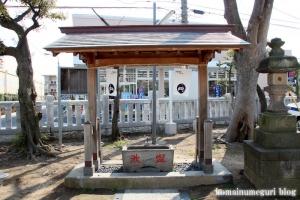 本一色天祖神社(江戸川区本一色)4