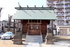 本一色天祖神社(江戸川区本一色)6