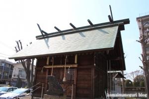 本一色天祖神社(江戸川区本一色)7
