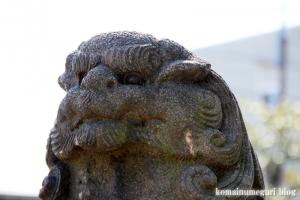 本一色天祖神社(江戸川区本一色)25