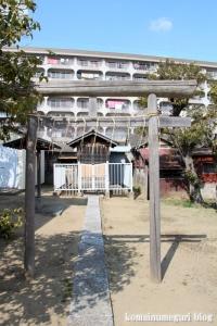 本一色天祖神社(江戸川区本一色)9