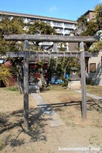 本一色天祖神社(江戸川区本一色)11