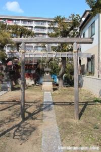 本一色天祖神社(江戸川区本一色)13
