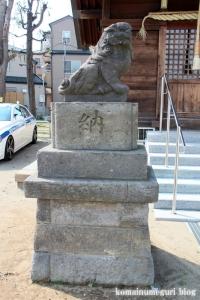 本一色天祖神社(江戸川区本一色)20