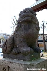本一色天祖神社(江戸川区本一色)21