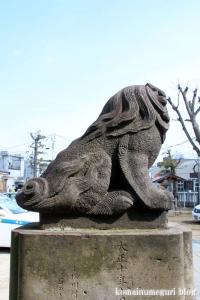 本一色天祖神社(江戸川区本一色)17