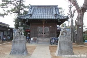 八幡神社(江戸川区北小岩)5
