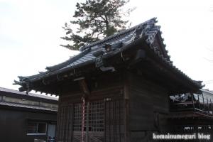 八幡神社(江戸川区北小岩)7