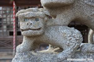 八幡神社(江戸川区北小岩)23