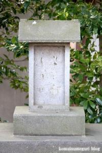 八幡神社(江戸川区北小岩)10