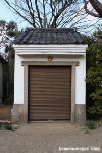 八幡神社(江戸川区北小岩)12