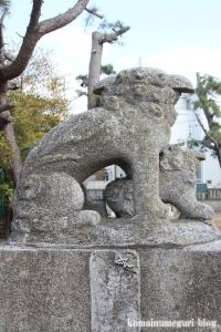八幡神社(江戸川区北小岩)15