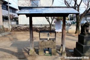 天祖神社(江戸川区北小岩)3