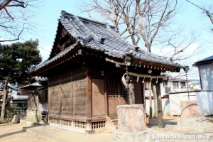 天祖神社(江戸川区北小岩)6