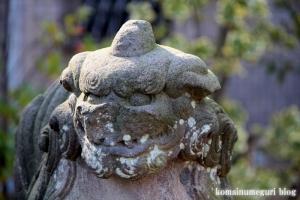 天祖神社(江戸川区北小岩)19