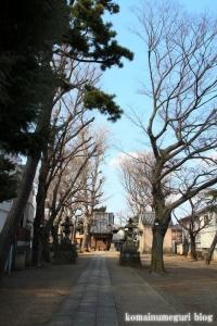 天祖神社(江戸川区北小岩)2