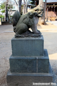 天祖神社(江戸川区北小岩)14
