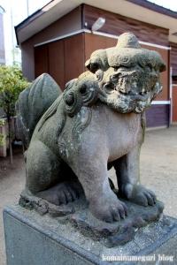 天祖神社(江戸川区北小岩)15