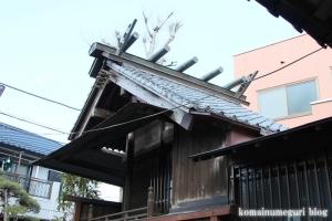 天祖神社(江戸川区北小岩)8