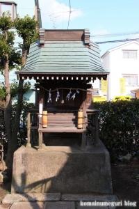 天祖神社(江戸川区北小岩)12