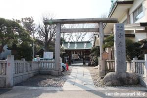 小岩神社(江戸川区東小岩)1