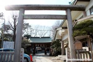 小岩神社(江戸川区東小岩)3