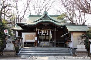 小岩神社(江戸川区東小岩)9