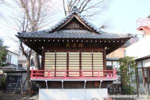小岩神社(江戸川区東小岩)37