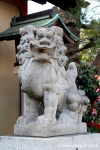 小岩神社(江戸川区東小岩)11