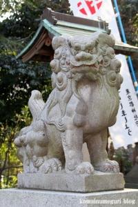 小岩神社(江戸川区東小岩)12