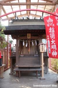 小岩神社(江戸川区東小岩)14