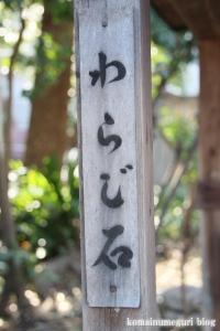 小岩神社(江戸川区東小岩)18