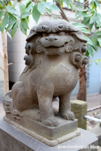 小岩神社(江戸川区東小岩)31