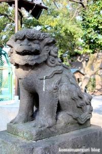 天祖神社(江戸川区南小岩)11