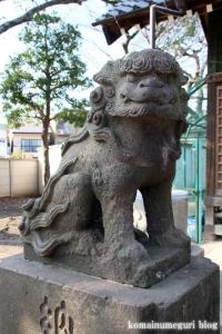 天祖神社(江戸川区南小岩)15