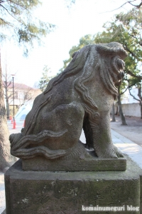 天祖神社(江戸川区南小岩)12