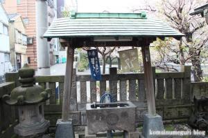 波除稲荷神社(中央区佃)9