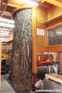 波除稲荷神社(中央区佃)3