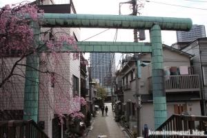 住吉神社(中央区佃)1
