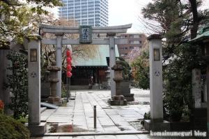 住吉神社(中央区佃)4