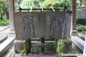 住吉神社(中央区佃)7