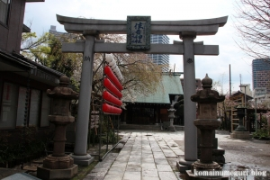 住吉神社(中央区佃)8