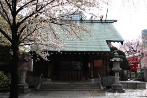 住吉神社(中央区佃)13