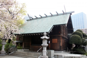 住吉神社(中央区佃)14