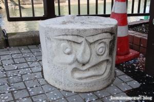 徳船神社(中央区新川)8